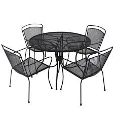 Antique Wrought Iron Patio Furniture by Wrought Iron Furniture Feet Roselawnlutheran