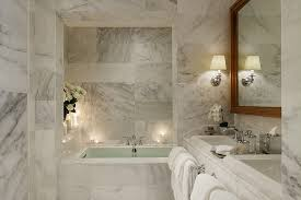 Types Of Bathtub Materials White Subway Tile Bathrooms In The Modern Bathroom Complete With