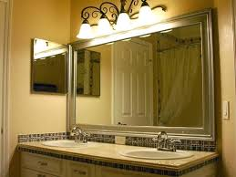 framing bathroom mirrors with crown molding crown molding on mirror framing bathroom mirrors with crown molding