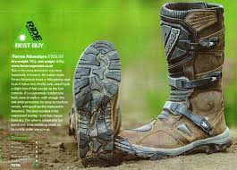 comfortable motorcycle riding boots forma adventure boots review guided motorbike tours ltd