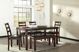 signature design by ashley coviar 6 piece dining set u0026 reviews