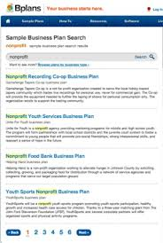 Free Non Profit Business Plan Template by Nonprofit Business Plan Template 2016 Free Business Template