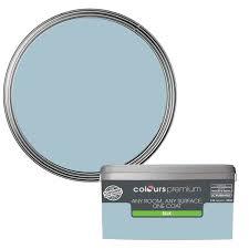 colours premium ciel eggshell effect emulsion paint 2 5l