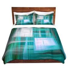 Green Duvets Covers Duvet Covers And Shams Dianoche Designs