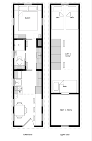 tiny house planning tiny house floor plans with lower level beds tiny house design