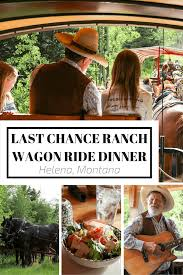 Montana travel plans images Giddy up chow down last chance wagon ride dinner helena mt png