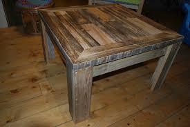 meuble fait en palette table basse palette fabrication u2013 phaichi com