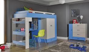 lit combiné bureau enfant lit combine bureau et armoire axel chambre enfant