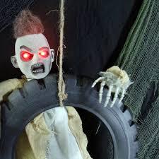 halloween haunters hanging props