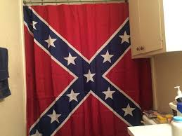 Confederate Flag Bedspread Confederate Flag Window Curtains Savae Org