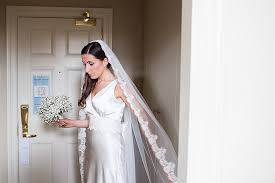 Wedding Dresses Edinburgh Charlie Brear Glamour For A City Chic Style Wedding In Edinburgh
