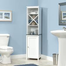 Freestanding Bathroom Accessories by Freestanding Bathroom Furniture Having Light Blue Tile Vanity