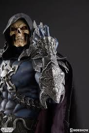 Skeletor Halloween Costume Masters Universe Skeletor Statue Sideshow Collecti