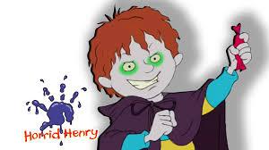 halloween cartoon image horrid henry halloween youtube