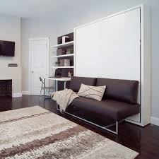 wall bed with sofa ulisse queen murphy wall bed sofa transforming pieces