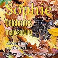 amazon sophie celebrates thanksgiving adventures sophie