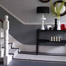 How To Decorate A Large Hallway Hallway Flooring Ideas Ideal Home