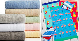 macy s black friday in july macy u0027s cotton bath towels just 3 99 shipped save on name brand
