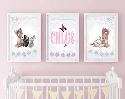Disney Bedroom Wall Stickers Disney Nursery Etsy