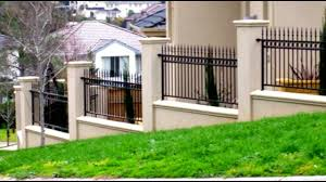 80 fence design ideas for house 2017 garden and relaxing space