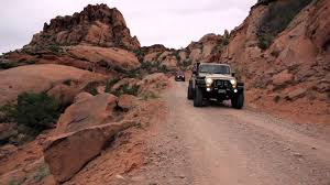 jeep brute filson aev v8 hemi jeep wrangler takes on the racetrack and moab youtube
