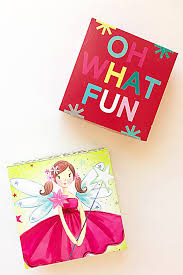 gift boxes christmas diy wrapping simple fold gift boxes from christmas greeting cards