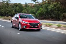 affordable mazda cars mazda celebrates production milestone for mazda3 compact five