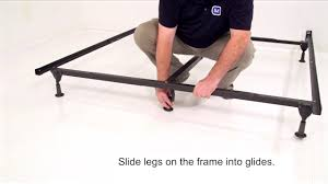 How To Assemble A Bed Frame Better King California King Bed Frame Assembly