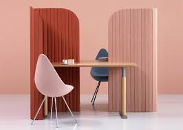 commercial room dividers note design creates office divider for people working on the go