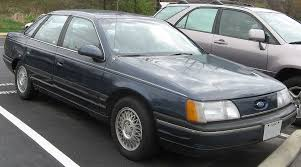 ford taurus first generation wikipedia