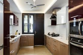 parallel kitchen ideas best normal closed modular kitchen design ideas and photos