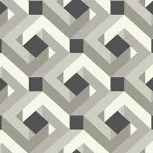 cd4067 network geometric wallpaper by candice olson for york
