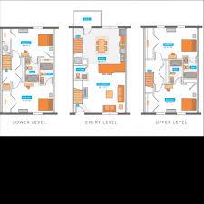 copper beech floor plans floorplans copper beech columbia student apartments for