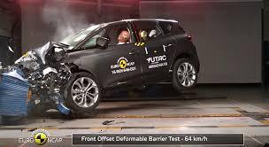resultat crash test siege auto renault scénic 4 5 étoiles aux crash tests de l ncap
