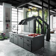 metal island kitchen contemporary kitchen metal island 4 minacciolo