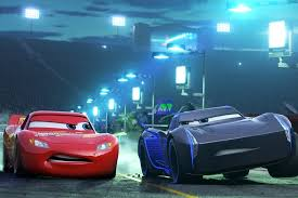 movie review pixar running gas u0027cars 3 u0027