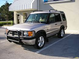 white land rover discovery 2001 white gold pearl metallic land rover discovery ii se 41524