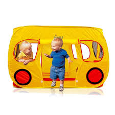 amazon com dimple children u0027s colorful pop up play tent in yellow