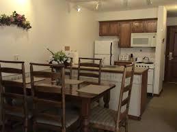 lodge kitchen rimfire lodge full studio with full kitch vrbo
