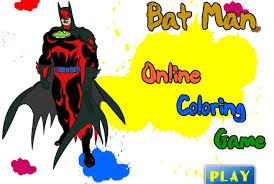 batman coloring game game batman games games loon