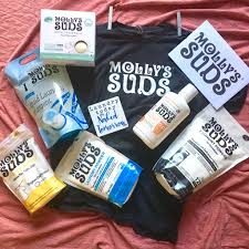 fight stains and boring housewarming gifts with molly u0027s suds