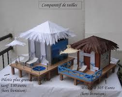 piscine petite taille urne bungalow pilotis avec petite piscine idees et merveilles