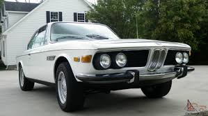 bmw 2800cs for sale bmw 2800 cs with 3 5l fuel injected engine and 5 speed