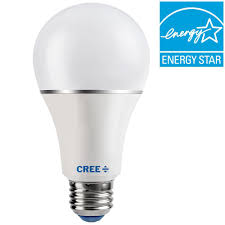 cree 100w equivalent daylight 5000k a21 dimmable led light bulb