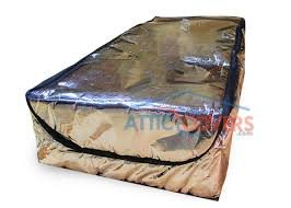 attic seal pro attic door insulation cover