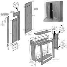 Kitchen Sink Cabinet Plans Diy Kitchen Cabinet Plans Kitchen Cabinet Plans For Remodeling