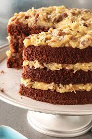 german u0027s sweet chocolate cake u2013 this triple layer chocolate cake