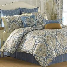 bedroom luxury anchor comforter and medallion comforter with