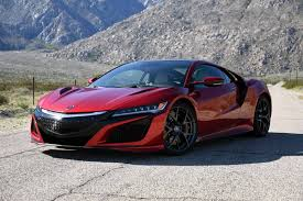 acura supercar 2017 acura nsx review autoguide com news