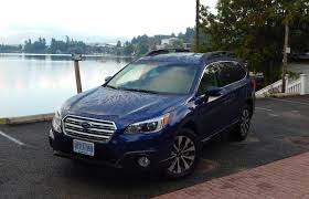 subaru outback ute suv review 2015 subaru outback 3 6 limited driving